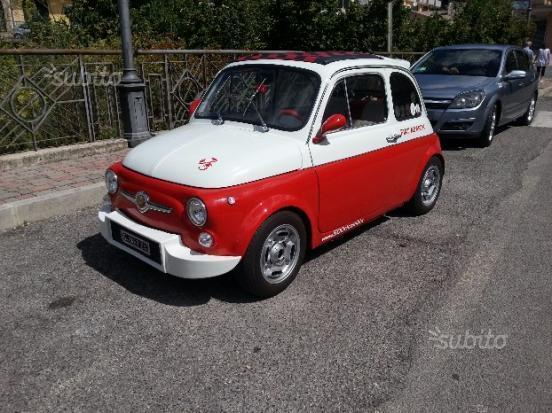 Sold Fiat 500 Abarth R 1973 Bico Used Cars For Sale