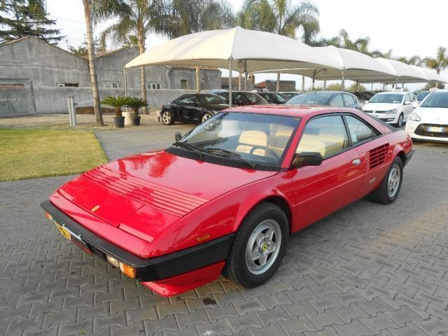 usato 3 0 quattrovalvole ferrari mondial 1985 km. Black Bedroom Furniture Sets. Home Design Ideas