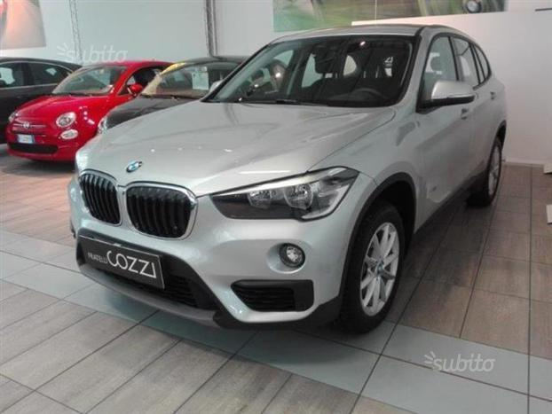 sold bmw x1 sdrive 16d business used cars for sale autouncle. Black Bedroom Furniture Sets. Home Design Ideas