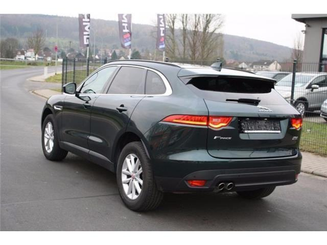 sold jaguar f pace pure 179 cv pel used cars for sale. Black Bedroom Furniture Sets. Home Design Ideas