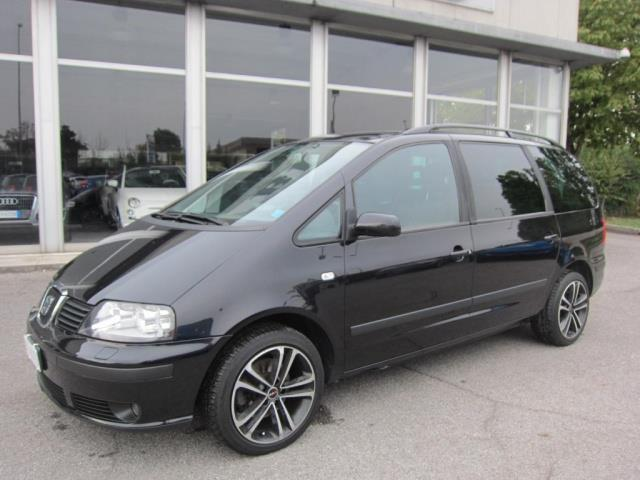 Sold Seat Alhambra 1 9 Tdi 115cv T Used Cars For Sale