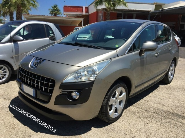 sold peugeot 3008 1 6 hdi 110cv used cars for sale autouncle. Black Bedroom Furniture Sets. Home Design Ideas