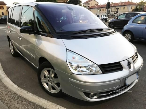 sold renault espace 3 serie used cars for sale. Black Bedroom Furniture Sets. Home Design Ideas