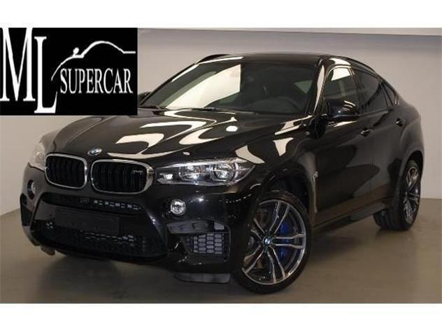 Sold Bmw X6 M M 575 Cv Navi Bi Xen Used Cars For Sale