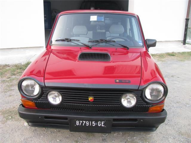 Favorito Sold Autobianchi A112 ABARTH 70 HP - used cars for sale - AutoUncle SV34