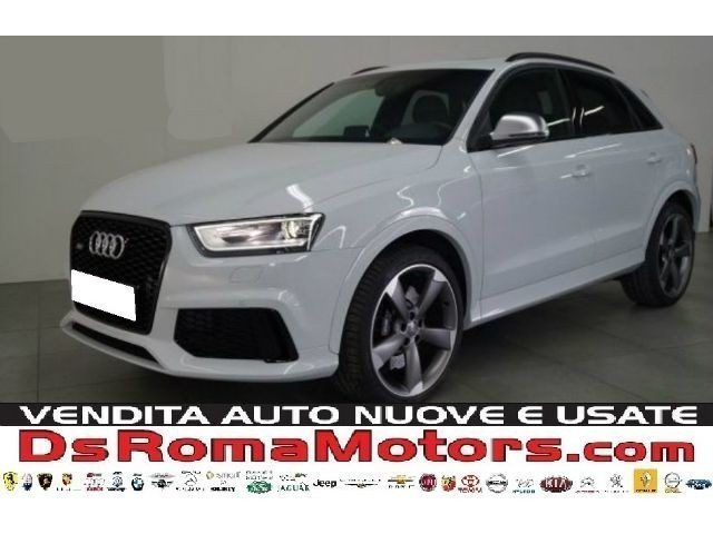 sold audi q3 rs 2 5 tfsi quattro s used cars for sale autouncle. Black Bedroom Furniture Sets. Home Design Ideas