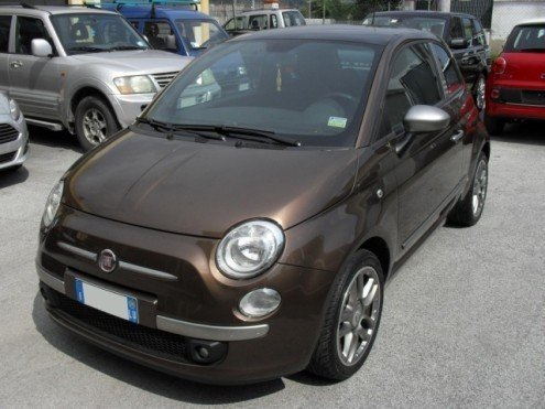 sold fiat 500 1 2 by diesel coupe 39 used cars for sale. Black Bedroom Furniture Sets. Home Design Ideas