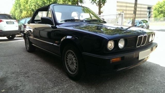 usata BMW 318 Cabriolet i cat