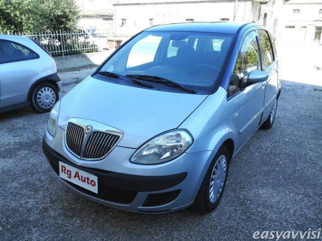 Venduto lancia musa 1 4 8v ecochic di auto usate in vendita - Lancia diva usata ...