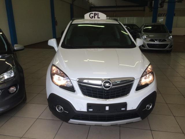 sold opel mokka 1 4 turbo gpl tech used cars for sale autouncle. Black Bedroom Furniture Sets. Home Design Ideas