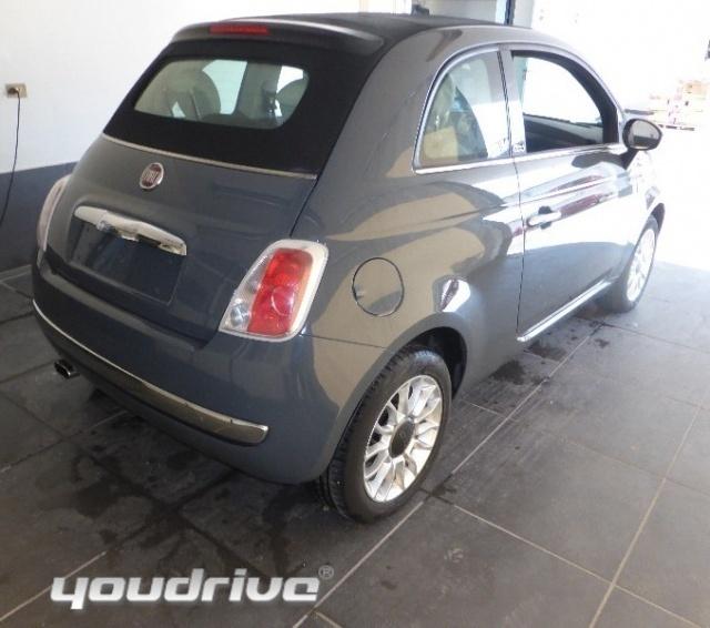 Venduto Fiat 500C -1.2 Lounge 69cv No.