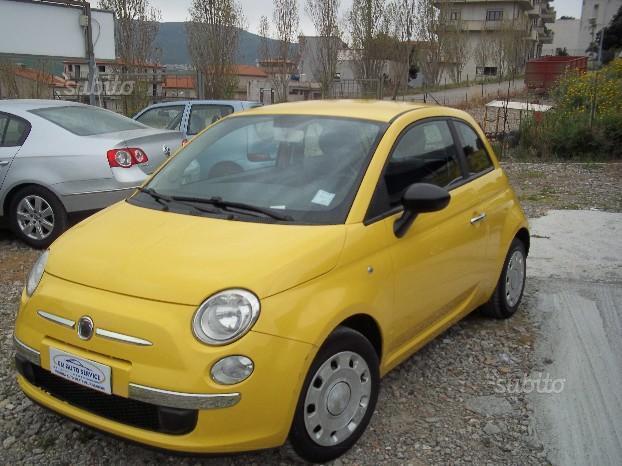 usata Fiat 500 (2007--->)