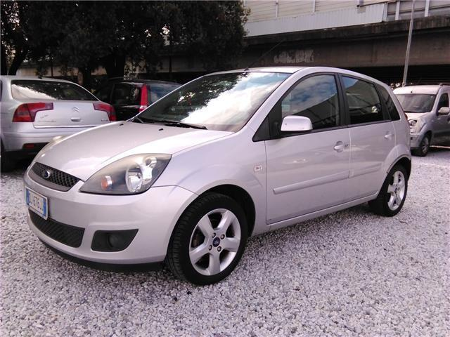 sold ford fiesta 1 4 tdci 5p tita used cars for sale autouncle. Black Bedroom Furniture Sets. Home Design Ideas