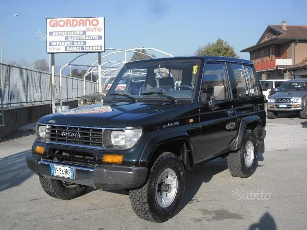 sold toyota land cruiser kzj 70 3 used cars for sale autouncle. Black Bedroom Furniture Sets. Home Design Ideas