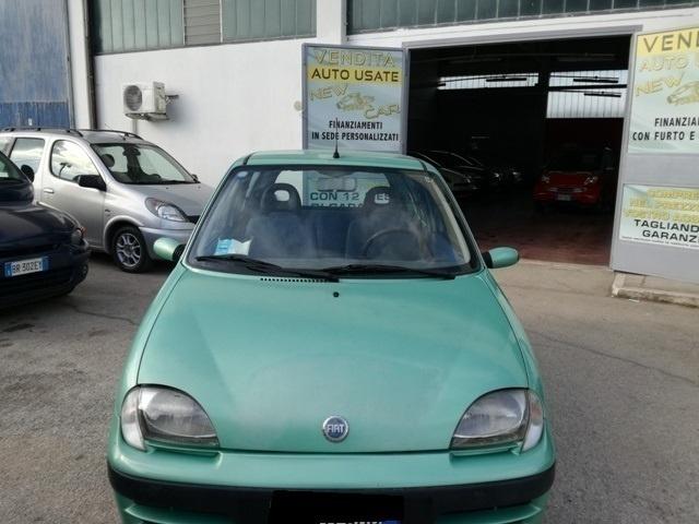 usata Fiat Seicento 1.1i cat EL rif. 7282628
