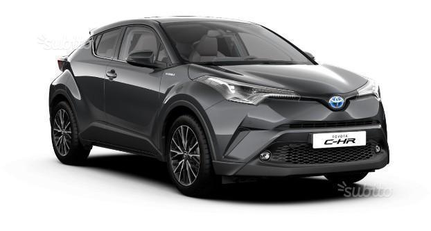 Sold Toyota C Hr Chr Hybrid Tren Used Cars For Sale