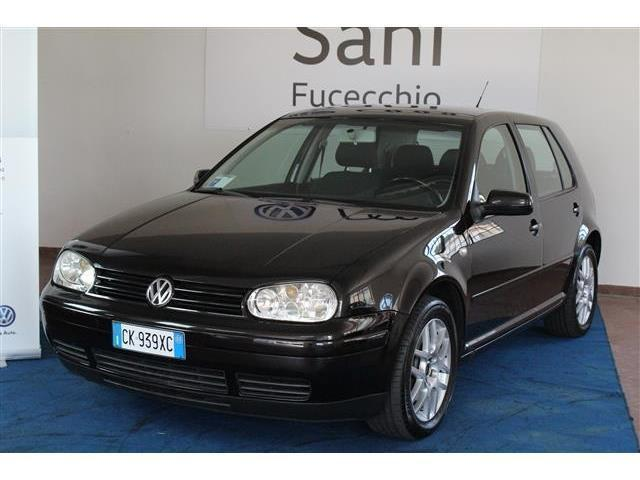 usato usata 2003 vw golf iv 2003 km in prato po. Black Bedroom Furniture Sets. Home Design Ideas