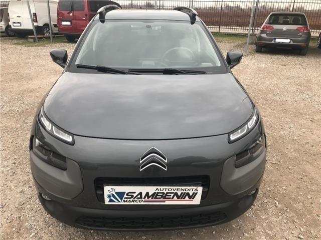 usata Citroën C4 Cactus 1600 HDI 73KW MANUALE