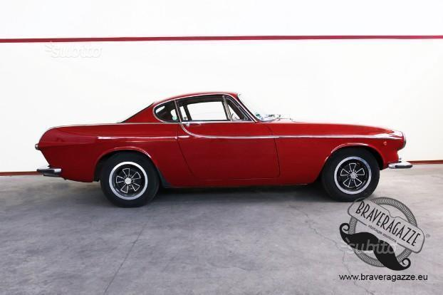 sold volvo p1800 coupe 39 used cars for sale. Black Bedroom Furniture Sets. Home Design Ideas
