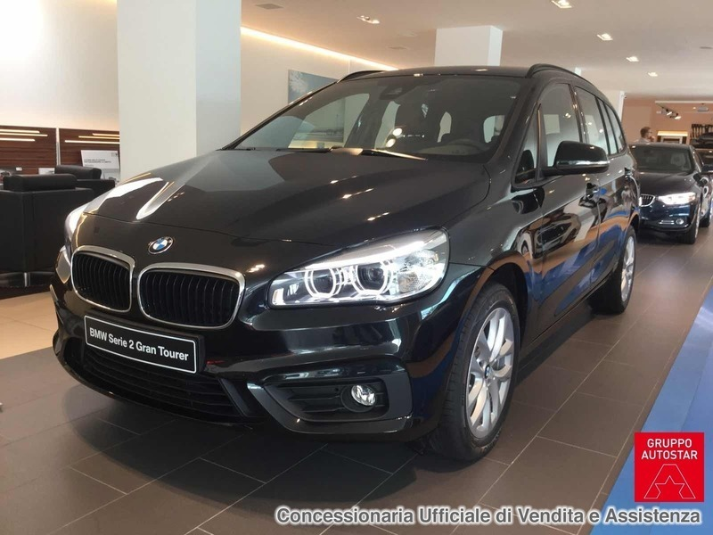 sold bmw 216 gran tourer serie 2 g used cars for sale autouncle. Black Bedroom Furniture Sets. Home Design Ideas