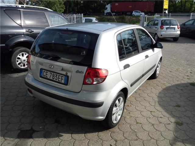 Sold Hyundai Getz 1 1 12v 5p Gl C Used Cars For Sale