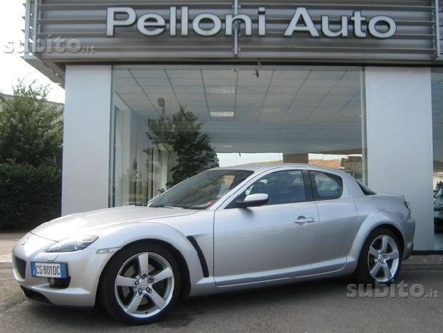 sold mazda rx8 1 3 coup 2 porte m used cars for sale autouncle. Black Bedroom Furniture Sets. Home Design Ideas