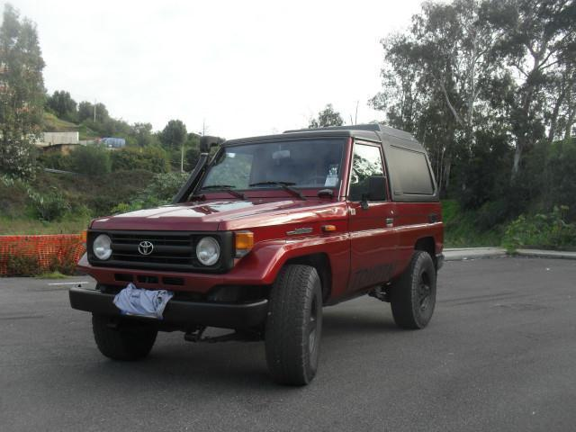sold toyota land cruiser kzj 73 42 used cars for sale autouncle. Black Bedroom Furniture Sets. Home Design Ideas