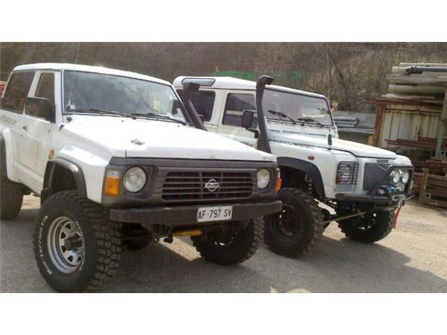 sold nissan patrol gr y60 2 8 used cars for sale autouncle. Black Bedroom Furniture Sets. Home Design Ideas