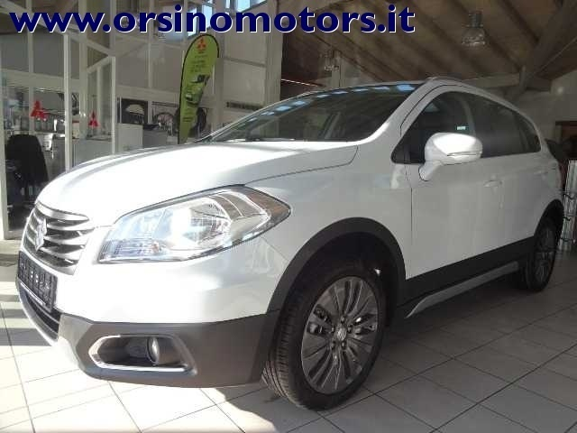 sold suzuki sx4 s cross 1 6 vvt 4w used cars for sale autouncle. Black Bedroom Furniture Sets. Home Design Ideas