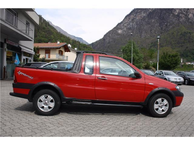 sold fiat strada 1 3 mjt pick up a used cars for sale autouncle. Black Bedroom Furniture Sets. Home Design Ideas