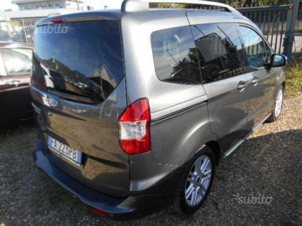 sold ford tourneo courier 1 5 tdci used cars for sale. Black Bedroom Furniture Sets. Home Design Ideas