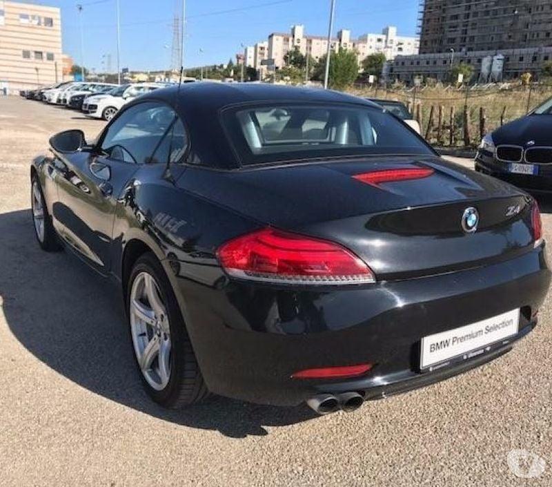 Bmw Z4 3 0 I: Sold BMW Z4 SDrive 18i