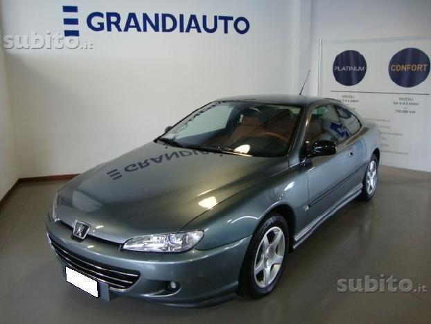 Sold peugeot 406 coupe 39 2 2 hdi ed used cars for sale - Peugeot 406 coupe 2 2 hdi ...