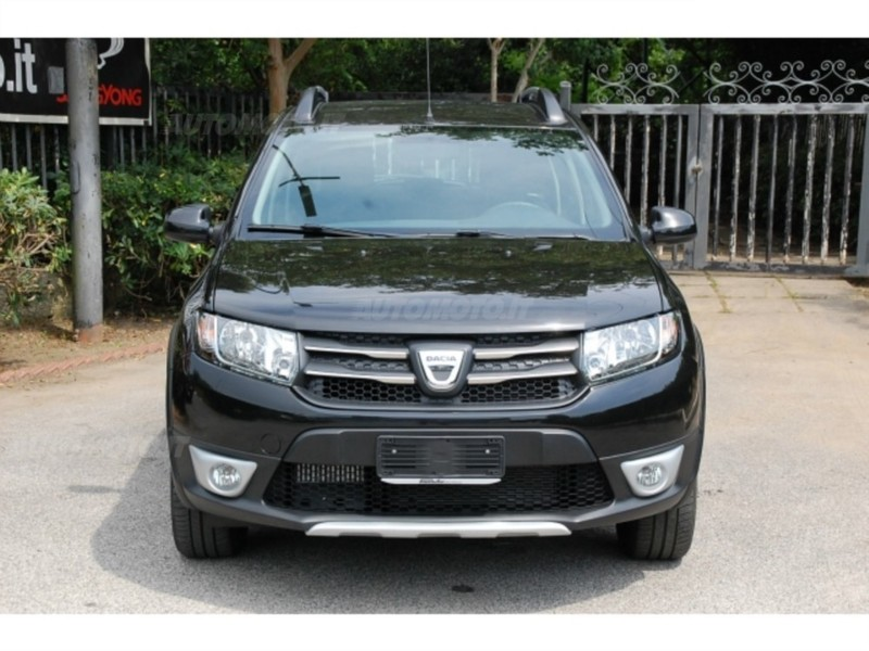 usato stepway 1 5 dci 90cv prestige dacia sandero 2015 km in limena. Black Bedroom Furniture Sets. Home Design Ideas