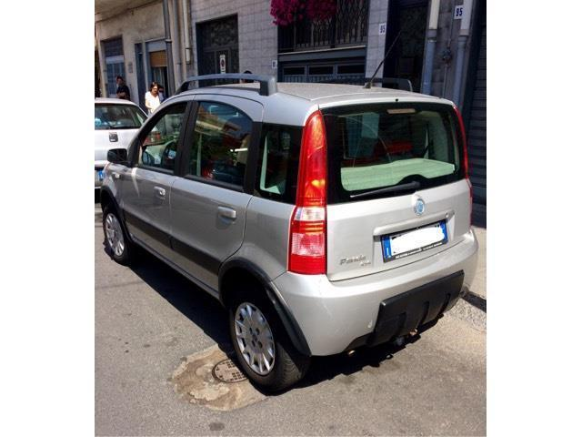 Sold fiat panda 4x4 1 2 climbing c used cars for sale for 20 x 32 cabina con soppalco