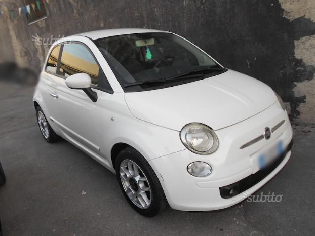 sold fiat 500 1 4 16v lounge used cars for sale autouncle. Black Bedroom Furniture Sets. Home Design Ideas