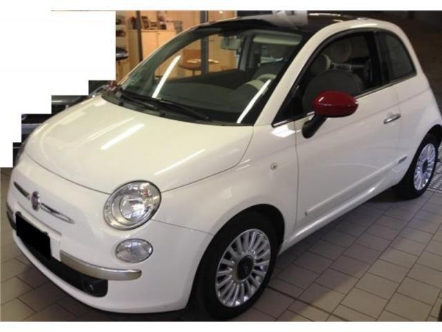 usata Fiat 500 500 (2015--->)1.2 Lounge