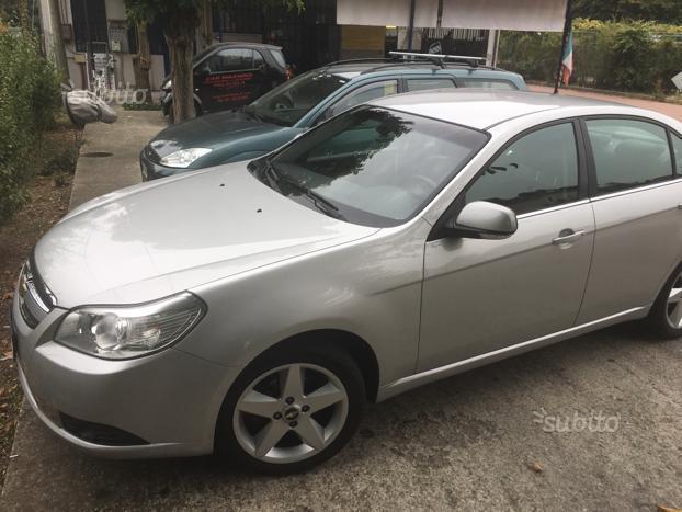 Sold Chevrolet Epica Epica 2 0 24v Used Cars For Sale