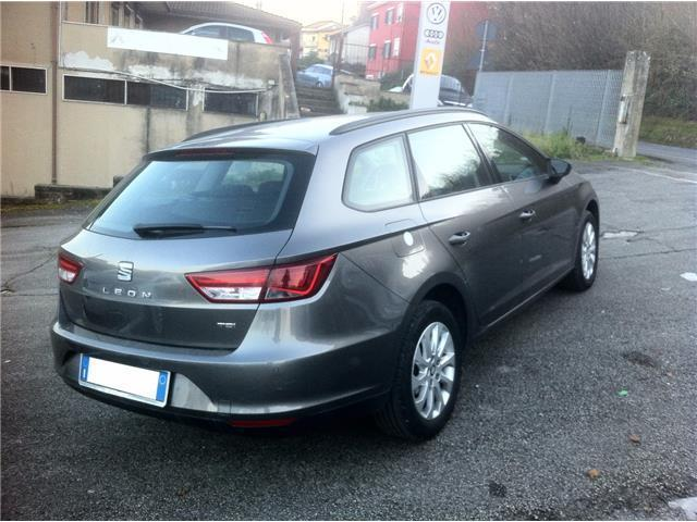 sold seat leon 1 6 tdi 105 cv used cars for sale autouncle. Black Bedroom Furniture Sets. Home Design Ideas