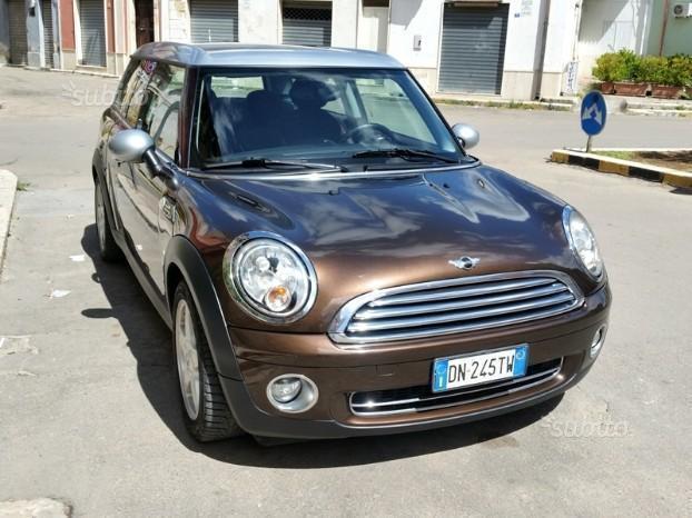 Usato R55 2008 Mini Clubman 2008 Km 124999 In Torchiarolo Br