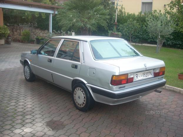 Sold Lancia Prisma 16 Used Cars For Sale Autouncle