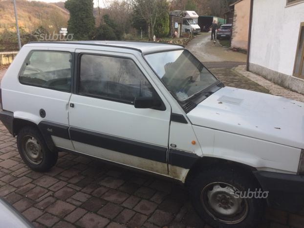 Usato sisley fiat panda 1987 km in brescia for Subito auto brescia