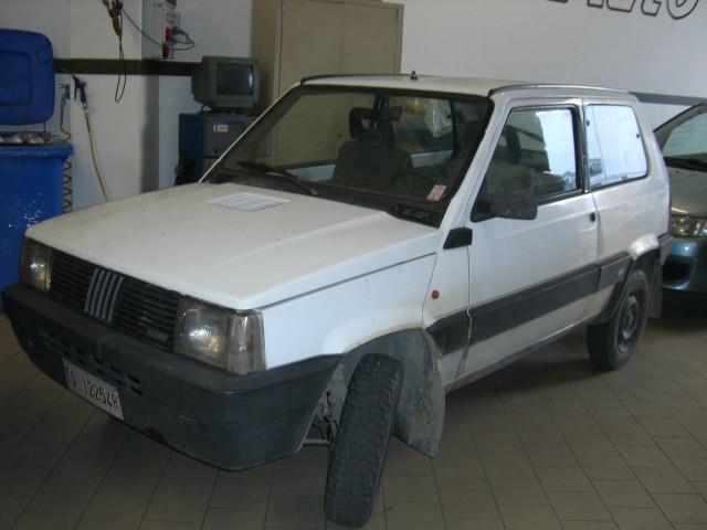 sold fiat panda 4x4 usata 1990 used cars for sale autouncle. Black Bedroom Furniture Sets. Home Design Ideas