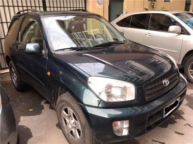 Sold Toyota RAV4 2.0 16V cat 3 por. - used cars for sale - AutoUncle