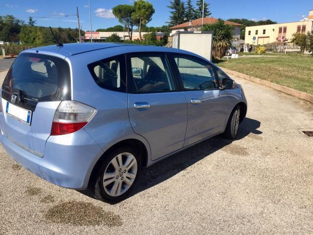 usato 1 4 i vtec elegance honda jazz 2009 km in napoli. Black Bedroom Furniture Sets. Home Design Ideas