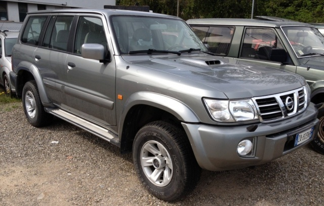 Used Nissan Pathfinder For Sale >> Sold Nissan Patrol GR 3.0 TD Di 5 . - used cars for sale - AutoUncle
