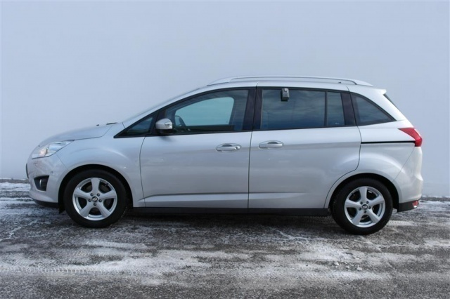 sold ford grand c max 1 6 tdci tre used cars for sale. Black Bedroom Furniture Sets. Home Design Ideas