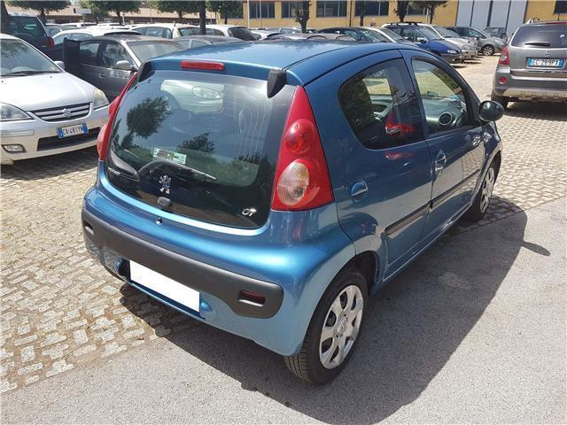 Sold peugeot 107 5 porte used cars for sale autouncle - Peugeot 107 blanche 5 portes ...