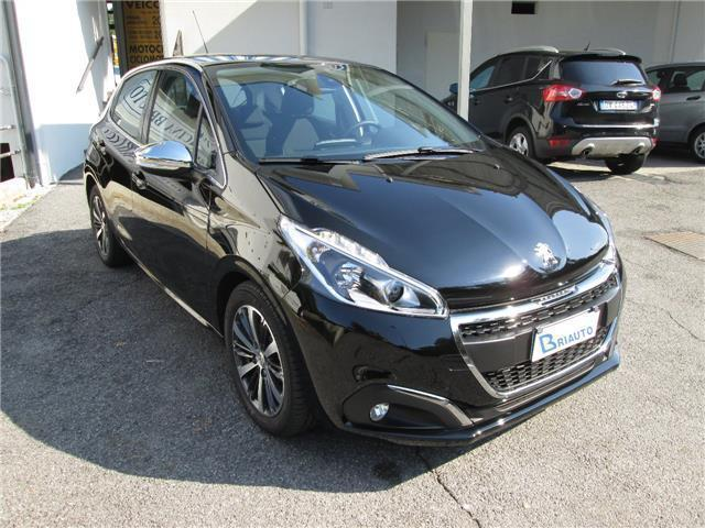 sold peugeot 208 allure automatica used cars for sale autouncle. Black Bedroom Furniture Sets. Home Design Ideas