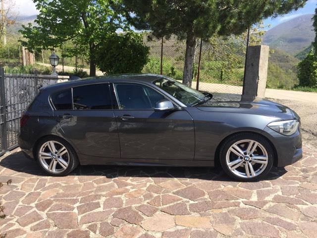 sold bmw 125 serie 1 f20 5p msp used cars for sale autouncle. Black Bedroom Furniture Sets. Home Design Ideas